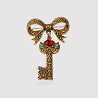 Amorita boutique Design vintage bowknot e spille chiave