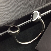 Fashion 316l Rostfritt stål Cool Male Luxury Genuine Keychain Round Pärlor med Agat Nyckelring För Män Gåva Ändra aldrig färg eller blekna