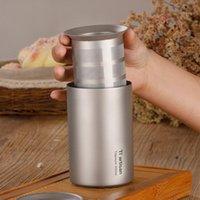 كامب المطبخ البسيطة آلة القهوة المحمولة صانع الشاي المحمولة إسبرسو الضغط يدويا للسفر