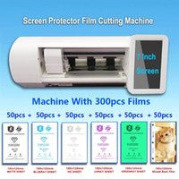 Power Tool Sets Screen Protector Film Cutting Machine For IPad Mobile Phone Watch Front Glass Back Cover Protective Hydrogel Sheet Cutter