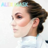 2021 new designer face mask protect outdoor activities face shiled windproof dustproof and anti-spit splash mask with dhl free