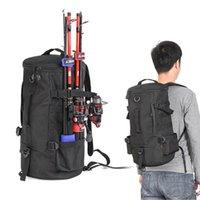 Backpack 23L Multifunctional Fishing Lure Rod Bag Shoulder Outdoor Bags Backpacks