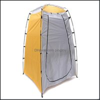 Tents Hiking Sports & Outdoorstents And Shelters Shower Tent Beach Fishing Outdoor Camping Toilet Changing Room With Carrying Bag K1 Drop De
