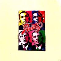 أوباما Runtz Dank Gummies ضحكة مكتومة Jungle Boys Obama Runtz Joker حتى 3.5G Mylar Package Bag Vape Packaging