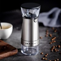 Manual Coffee Grinders Portable Electric Bean Grinder Household USB Charging Automatic Machine Kitchen Tools Adjustable Grinding