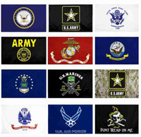 US Army Flag USMC 13 styles Direct factory wholesale 3x5Fts ...