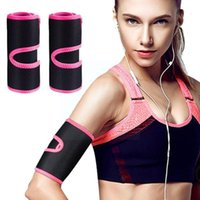 Sports Gloves Adjustable Paste Buckle Armbands Arm Leg Body Shapers Wraps Warmers Shapewear Fat Trimmers U1x9