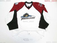 Barato Cleveland Lake Erie Monsters AHL Hockey Jersey Stitch Qualquer Nome Número XS-5XL