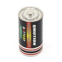 Batterie Secret Stacret Stash Diverphe Pill Box Boîte Moyenne Tobacco Tobacco Tabac De Stockage Caché Conteneur Casque Casque 25x49mm Zinc Alliage Artisoir 451 R2