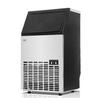 68kg24Hours Cube Máquina de fabricación de hielo Máquina de hielo cuadrado automático para uso comercial