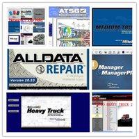 Logiciel de réparation AllData V 10.53 Tool ATSG 49 dans 1TB HDD Toutes les données pour voitures et camions