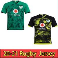 2021 Coppa del Mondo Irlanda Maglie di rugby Irlan IRFU Nrl Munster City Rugby League Leinster Alternative Jersey 20 21 Ulster Irishman Shirts S-3XL