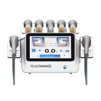 بروتابلي 7D هيفو آلة لعلاج المضادة للتجاعيد الوجه الرقبة رفع ultraform الترا الثالث السابق SMAS Ultrasound Hifu Equipmenrt
