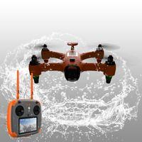 SwellPro Spry ماء بدون طيار مع 5.8 جيجا هرتز 8ch تحكم عن بعد 12MP كاميرا ل rc qav 270 quadcopter