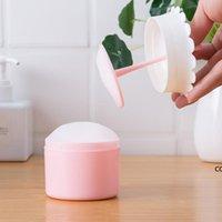 Taşınabilir Yüz Temizleyici Bisbler Köpük Kupası Duş Jeli Temizlik Şampuan Kabarcık Kupası Şişe Yüz Temiz Köpük Banyo DHF7782