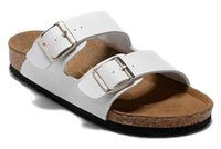 Sıcak Satış-Arizona 2019 Yeni Yaz Plaj Mantar Terlik Çevirme Sandalet Kadınlar Karışık Renk Rahat Slaytlar Ayakkabı Düz Ücretsiz Gemi 34-46 Ibz