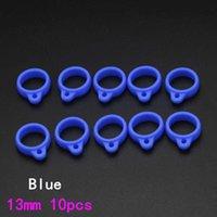 Резиновая сумка Vape Band кольцевые кольцевые кольцевые полосы E-CIG-паров не скольжения для POD в продаже