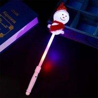 Glühstäbchen LED Party Weihnachtszauber Zauberstab Blinkende Konzert Feiertag Dekor Supplies Home Schneemann