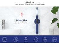 Youpin Oclean X Pro Sonic Spazzolino elettrico Adulto IPX7 Ultrasuoni Automatico Automatico Fast Spazzolino da denti con touch screen