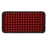 660nm 850nm الصمام الأشعة تحت الحمراء ضوء العلاج التفاف حزام التخسيس