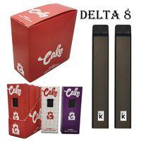 Delta 8 Одноразовый Vape Pen 1.0ML PODS Устройство 270MAH Батареи Дейц-дисплей Упаковка E-сигарета Стартовые Наборы Наборы Наборы Наборы Наборы Наборы E-Cigarette Наборы 10 Цветов Пустой пользовательский пакет