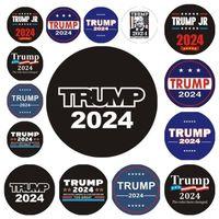 DHL Trump Tampon Sticker Araba Pencere Duvar Çıkartması Kurallar Başkan Donald Trump Döndü Sıra Aksesuarları GWE4922