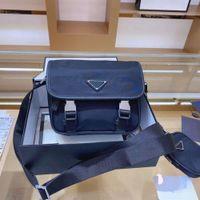 Design de marca de designer homens atacado sacoche homme mensageiro crossbody bolsas de alta qualidade bolsas bolsas de duas cores