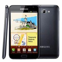 Оригинальный отремонтированный Samsung Galaxy Note N7000 5.3 дюйма Двойное ядро 1 ГБ ОЗУ 16RM ROM 8MP 3G разблокирован Android Мобильный мобильный телефон 5 шт.