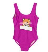Toddler Bebek Kız Mayo Tek Parça Romper Çocuk Mayo Kız Yüzme Tulum Kıyafetler Yüksek Kaliteli Çocuklar Plaj Giysileri