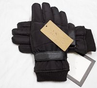 الأزياء الفراء قفازات ماركة مصمم قفازات النساء الرجال الشتاء قفازات فاخرة دافئة نوعية جيدة جدا خمسة أصابع يغطي DDE2021