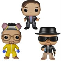 Funko Pop Breaking Bad Film Movie characters Action Figure Adult children Toys Gift Collectible Model Figures Kids Xmas Toy