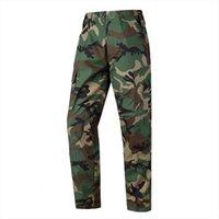 Commercio all'ingrosso di alta qualità A Pantaloni da donna TACS FG Acu Color Black Color Ripstop Military Uniforme Tattica Desert Camo Hunting BDU Style
