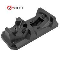 Syytech 3 في 1 شواحن حوض محطة الوقوف ل PS3 PS4 PS Move HP34M-026 وحدة التحكم لعبة الملحقات