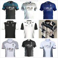 2021 Rugby Jersey Sevens قميص Olympic Thailand Quality19 20 فيجي National 7's Rugby Jersey S-3XL