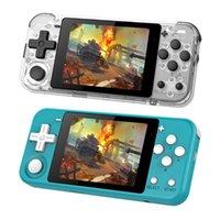لعبة اللاعبين المحمولة Q90 3.0 بوصة IPS وحدة التحكم LCD الرجعية الكلاسيكية المحمولة مدمج في 2000 ألعاب الفيديو مشغل