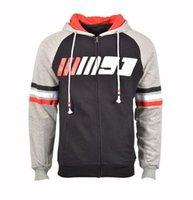 cyclisme moto costume hors route course hoodie vêtements zipper croix veste sweat tricot