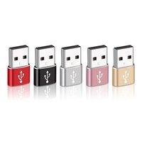 allou usb male to USB 유형 C 여성 OTG 어댑터 변환기 Type-C 케이블 어댑터 넥서스 5x 6P onePlus USB-C 데이터 충전기