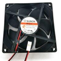 ME92251V1-000C-A99 9225 12V 2.0W 2Wire Cooling fan 92*92*25MM