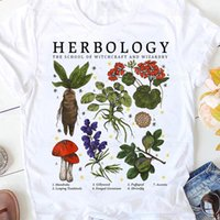 Herbology Plants T Shirt The School of Witchcraft and Wizard...