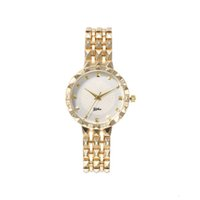P7297 New Llegada Classic Luxury Quartz Watch para Womens Fashion Gift Watch con la pulsera de acero para Dropshipping