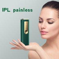 400000 flashes Epilator Laser IPL permanente máquina de remoção de cabelo portátil portátil fotoepilator facial dispositivo para mulheres biquíni feminino