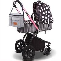 Подгузник-коляска Организатор подгузника Сумка для Nusring Mommy Mama Mama Biteynity Bage Baby Yoya Cart Accessory Rrd7299