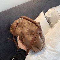 Designer Space Pad Baumwolle Frauen Handtaschen Hohe Qualität Damen Crossbody Taschen für Frauen Mode Kleine Schulter Messenger Bag Neue