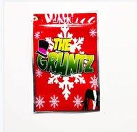 3.5g Mylar Çanta Şakalar Up Runtz Gaz House Basınç Thraz Balla Çilek Grunt Koku Geçirmez Egzotik Ambalaj Sticker Çanta