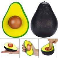 Squeeze Ball New Squillies Simuliert Avocado Slowing Steigende Sahne duftende Stress Relief Spielzeug Nette Puppen Hohe Qualität Squeeze Ball GWF5618
