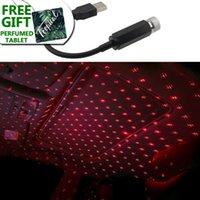Nuova auto USB LED STAR STAR STAR LIGHT LIGHT PROJECTOR LIGHT PER INFINITI FX35 FX37 EX25 G37 G35 G25 G25 Q50 QX50 EX37 FX45 G20 JX35 J30