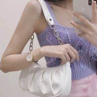 Women Fashion High Quality Leather Designer Bag Marmont Mini handbag Spring Buckle Flip Cover Detachable Chain Shoulder Strap Shoulders Bags