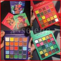 Cocourban 25 couleurs maquillage maquillage cactus fille ombre ombre imperméable ombre tache d'ombre couleur lumineux et paillettes ombres maquillées