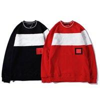 21SS 디자이너 가을 남성 여자 자수 스웨터 Luxe Letters Pullover Men Hoodie Long Sleeve Active Sweatshirt Knitwear 겨울 옷