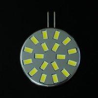 Bulbs Est G4 LED Lamp Bulb 3W 5W 6LEDs 18LEDs SMD5730 Round Corn AC&DC12V Cool White/Warm White Spot Light